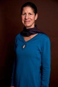 Porträtt Lena Johansson De Chateau
