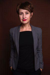 Porträtt Nina Solomin
