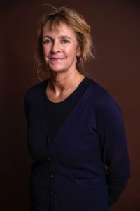 Porträttbild Helena Lindholm, ordförande Expertgruppen för biståndsanalys