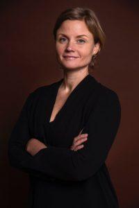 Porträttbild av Julia Schalk, ledamot Expertgruppen för biståndsanalys