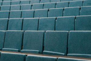 Sittplatser i hörsal