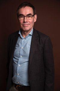 Porträtt Lennart Peck