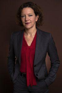 Porträtt av Sara Johansson De Silva, ledamot expertgruppen för biståndsanalys